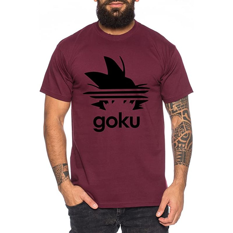 Tshirt Geek Goku Design Dragon Ball