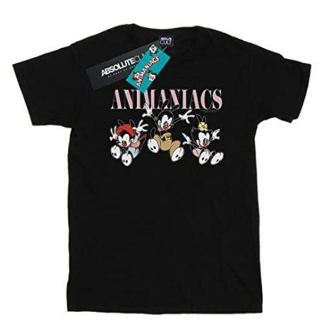 T Shirt Geek Animaniacs